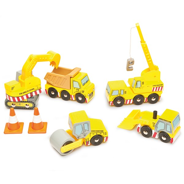 Le Toy Van Construction Play Set