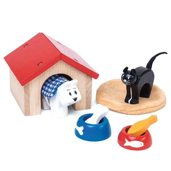Le Toy Van Dolls House Pet Set