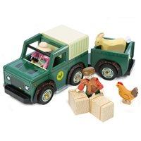 Le Toy Van Farm 4x4 Vehicle