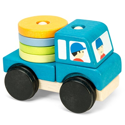 Le Toy Van Truck Stacker Vehicle