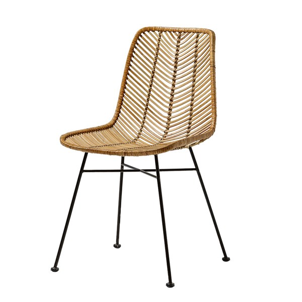 Bloomingville Rattan Lena Dining Chair