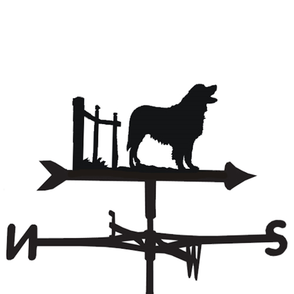 WEATHERVANE in Leonberger Design - dogs F-O | Cuckooland