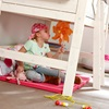 Play area under the Lifehouse Treehouse Bed for Children
