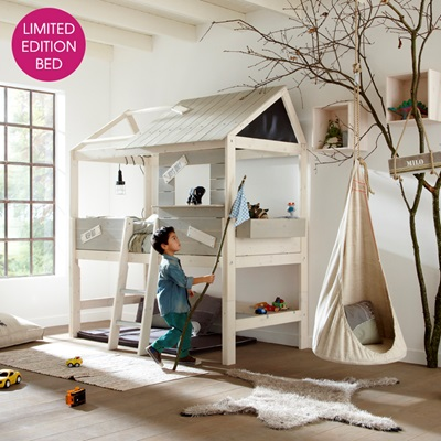 Limited Edition Mid Sleeper Kids Cabin Bed Kids Beds