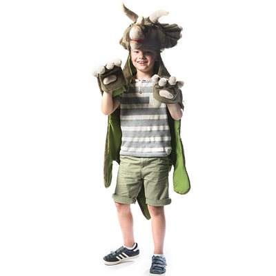 RATATAM! KIDS DINOSAUR DRESS UP DISGUISE