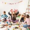 Childrens Toy Storage Solution