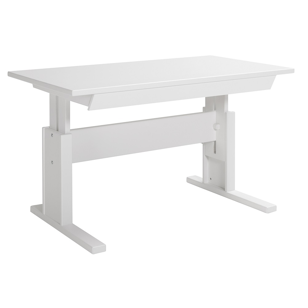 Lifetime Adjule Desk White Drawer Jpg