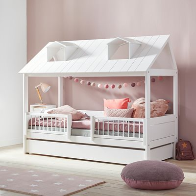 LIFETIME CHILDREN'S BEACH HOUSE SINGLE BED