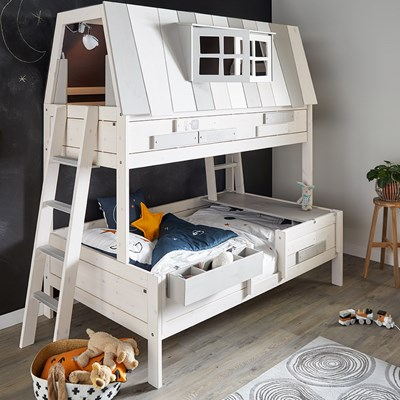 Lifetime Kids Small Double Cabin Bed