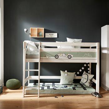 Children's Mid-Sleeper Beds for Boys & Girls   Cuckooland ...