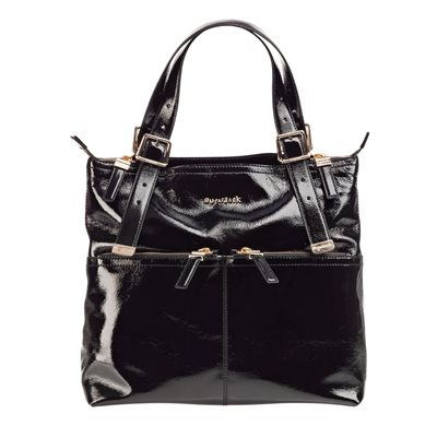 SUGARJACK Lily Baby Changing Bag in Black