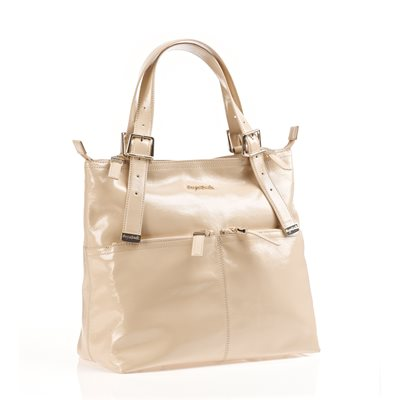 SUGARJACK Lily Baby Changing Bag in Nude