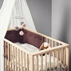 Luxury Baby Cots in Solid Oak