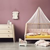 Luxury Wooden Room Sets with Bright Colourful Fabric Options