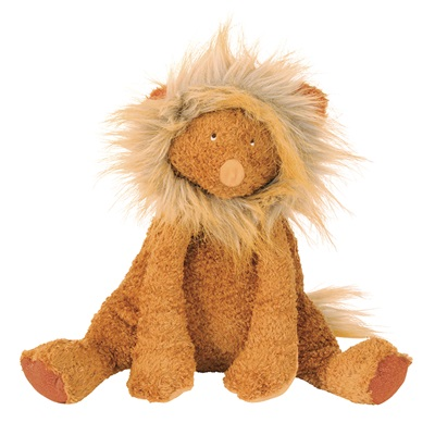 MOULIN ROTY CHILDRENS LION DOLL