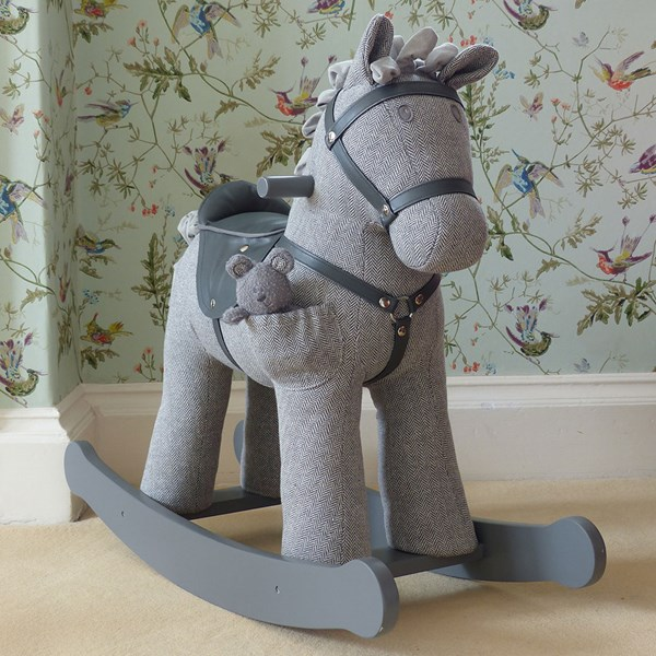 Little Bird Told Me Stirling & Mac Rocking Horse 12+ Months