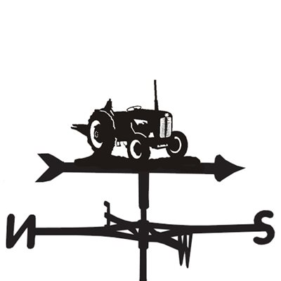 Weathervane in Little Red Tractor Design