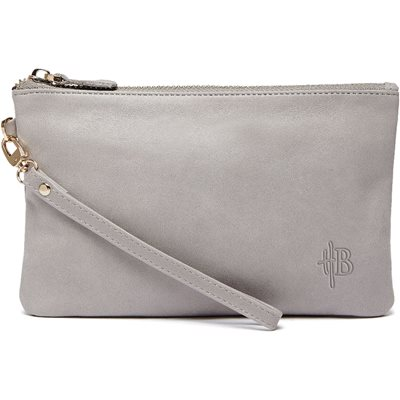 MIGHTY PURSE in Lizard Grey