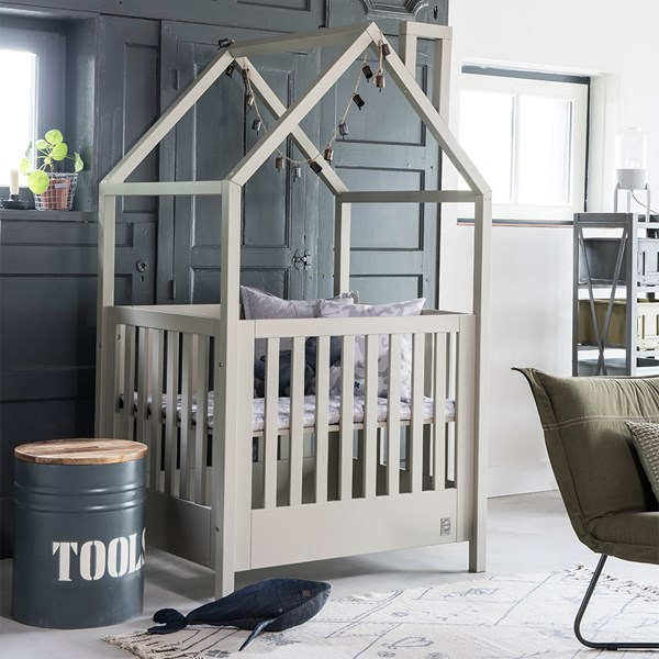 Unique Playpen in House Design