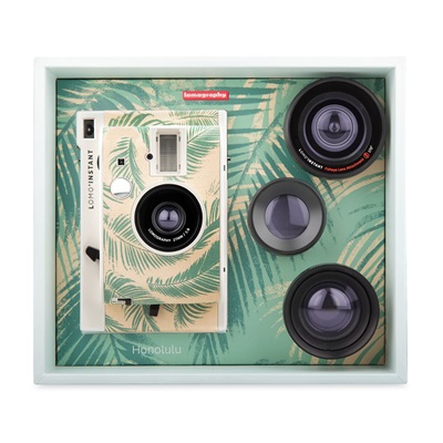 LOMO INSTANT MINI CAMERA - Honolulu Edition