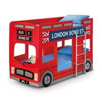London Bus Kids Bunk Bed By Julian Bowen Julian Bowen