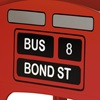 London Bus Bed for Kids - Front Sign Section