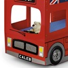 London Bus Bed Personalised Name Number Plate