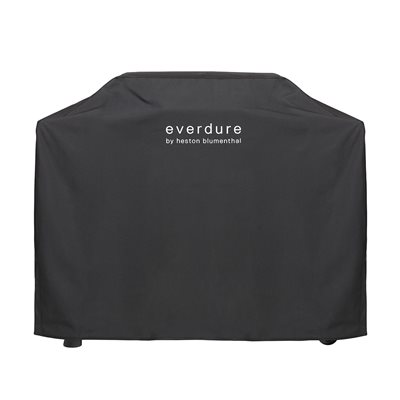 FURNACE GAS BBQ COVER In Black