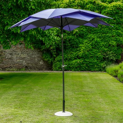 LOTUS GARDEN PARASOL in Purple