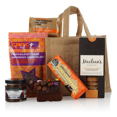LOVE CHOCOLATE Luxury Hamper