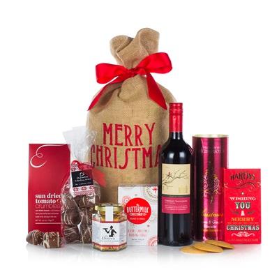 LOVE FROM SANTA Luxury Christmas Hamper