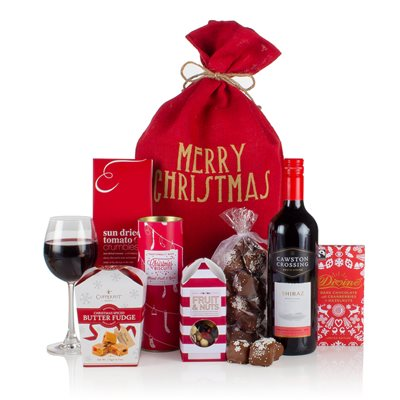 LOVE FROM SANTA Luxury Christmas Hamper