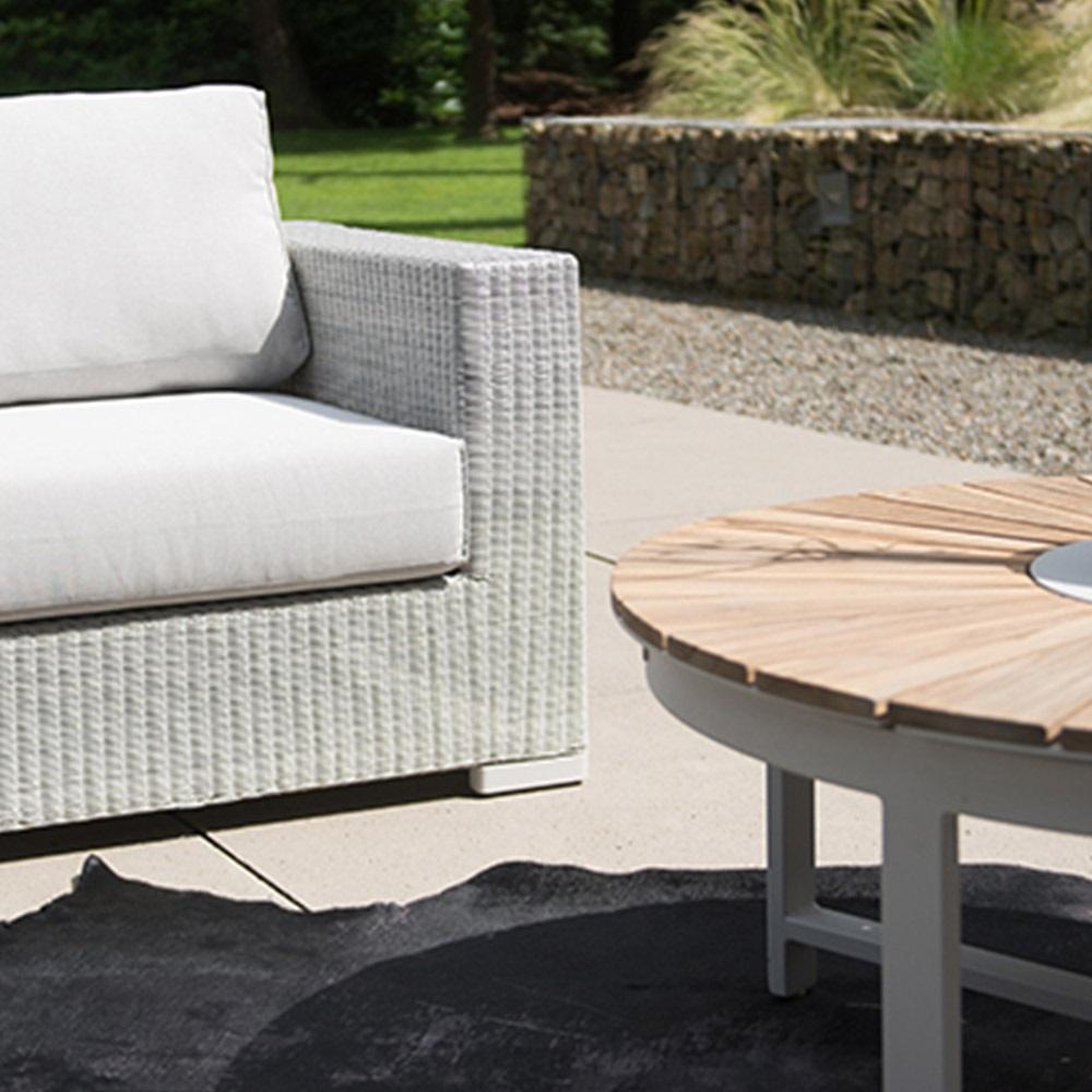 Lucca 2 Seater Garden Chair jpg. Lucca 2 Seater Rattan Garden Sofa By 4 Seasons Outdoor   Garden
