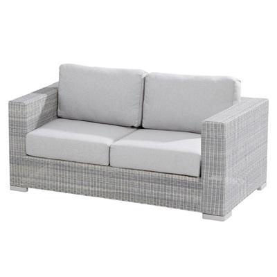 Lucca 2 Seater Garden Sofa