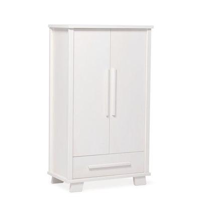 LUCIA 2 DOOR WARDROBE in White