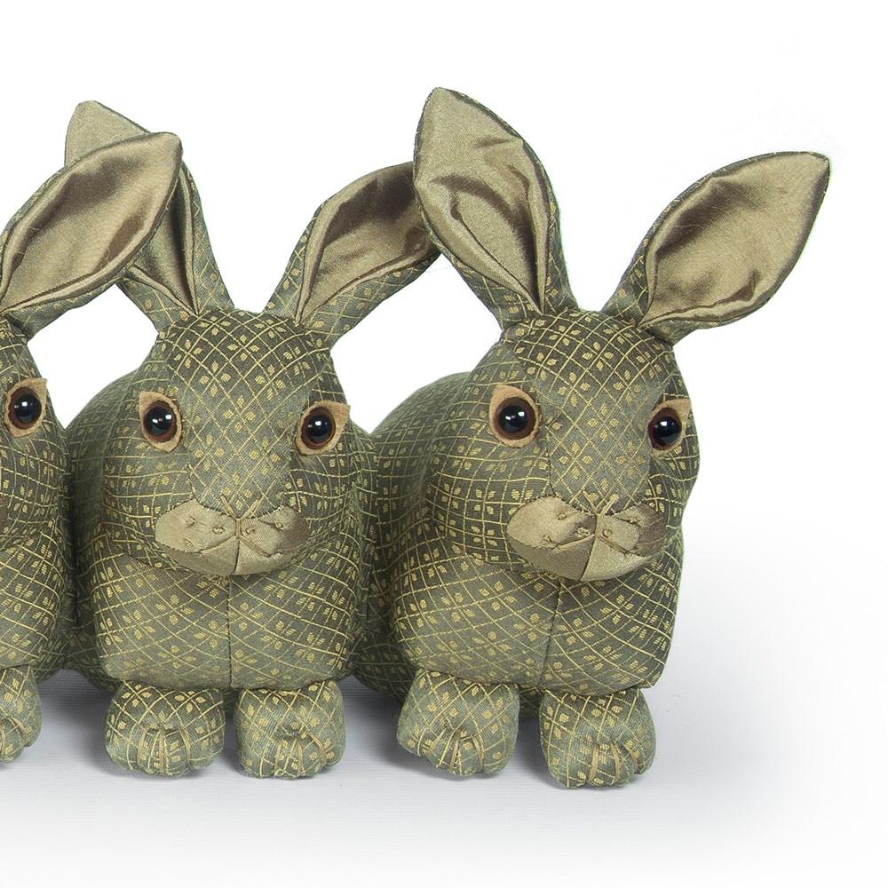Bob's Bunnies Animal Draught Excluder - Dora Designs ...