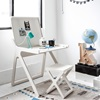 White Contemporary Kids Desk