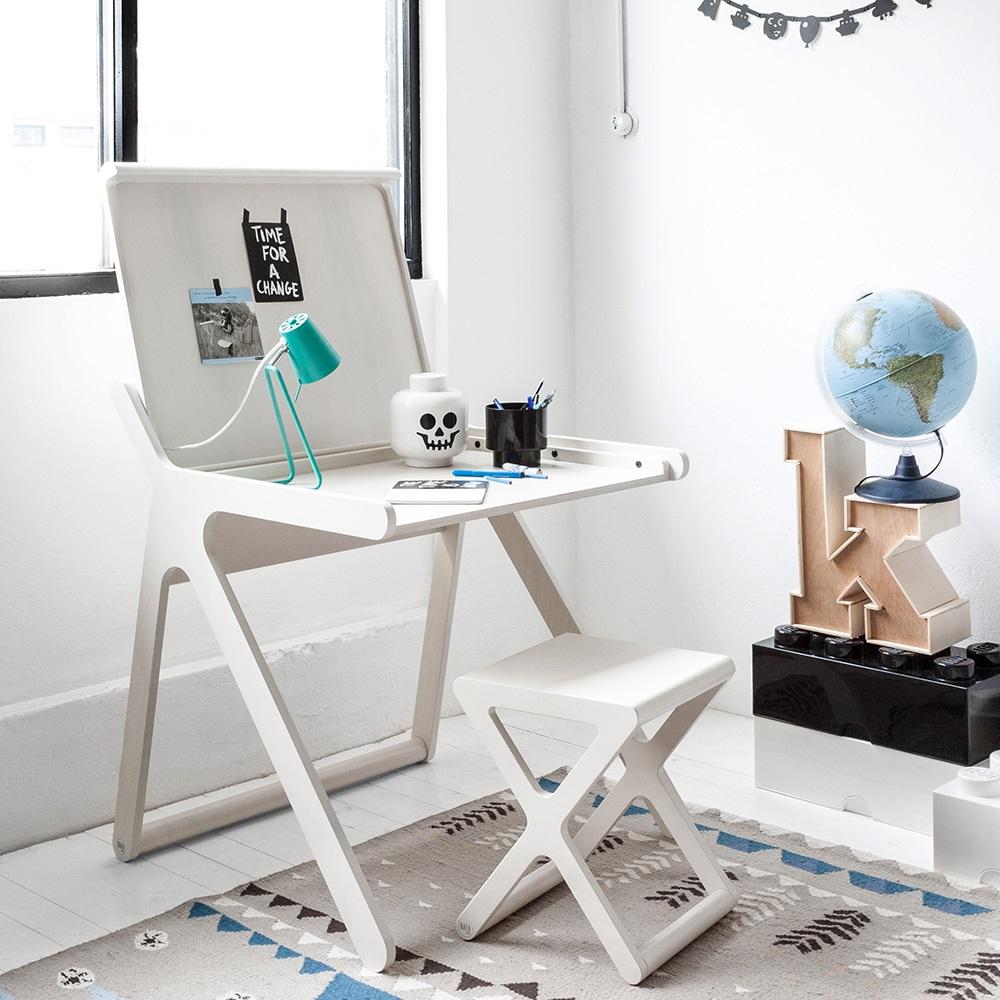 Luxury White Kids Desk Jpg