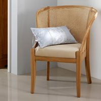 WILLIS & GAMBIER LYON UPHOLSTERED BEDROOM CHAIR