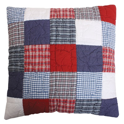 CUSHION in Quilted McKenzie design