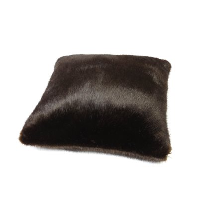TREACLE Faux Fur Cushion by Helen Moore