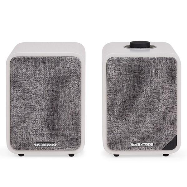 Ruark Audio MR1 MK2 Bluetooth Speakers in White