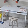 Kids Desk in White Madavin Design by Mathy By Bols