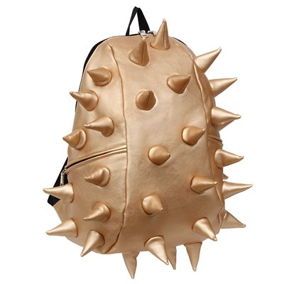 MADPAX METALLIC SPIKE BACKPACK in Jackpot Gold