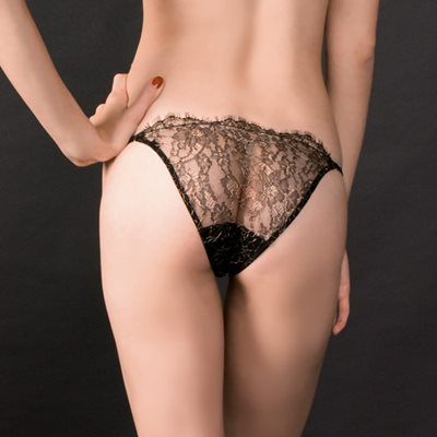 MAISON CLOSE French Lace Jardin Imperial Panty