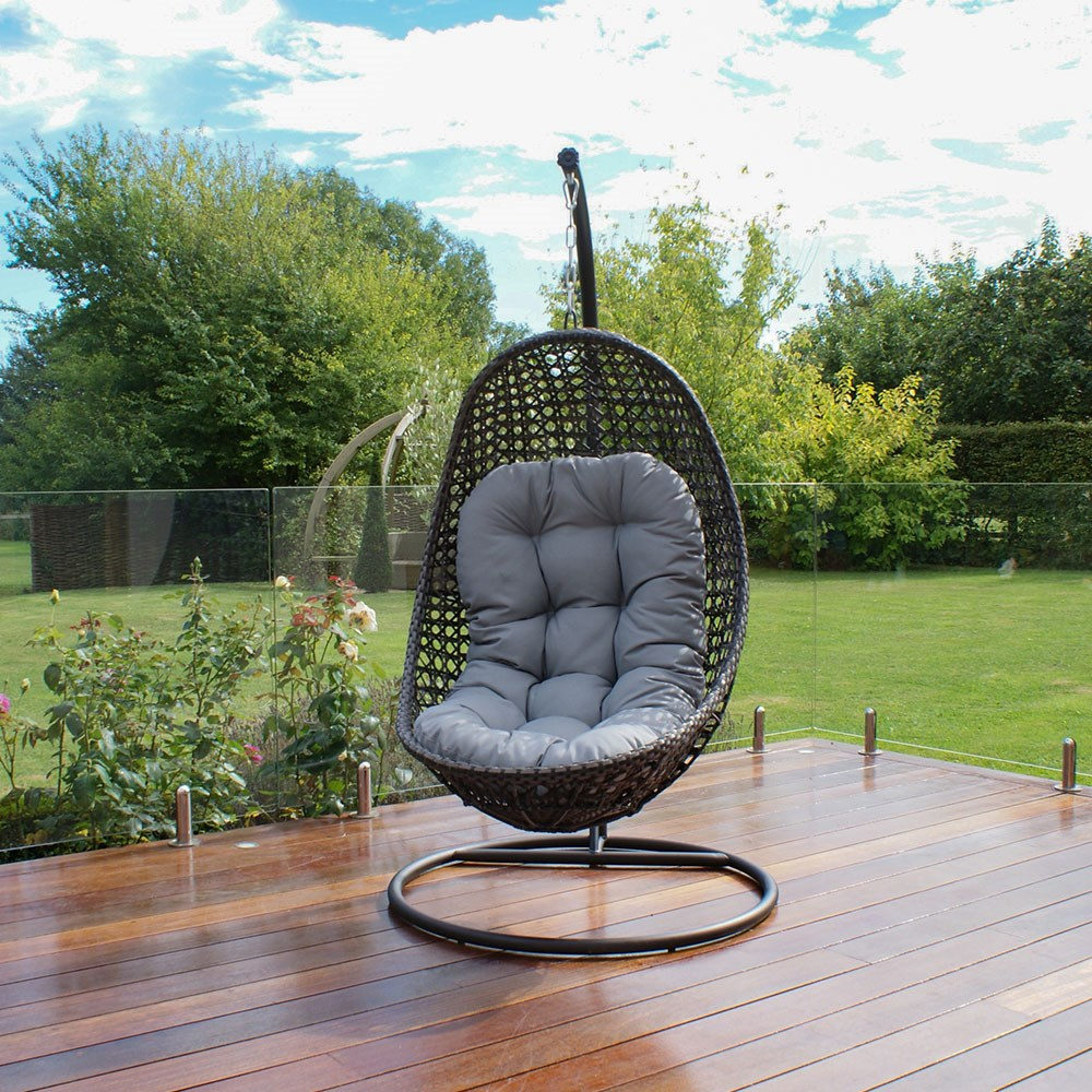 Styling Hanging Patio Chair