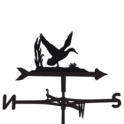 WEATHERVANE in Mallard Bird Design