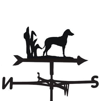 WEATHERVANE in Manchester Terrier Design