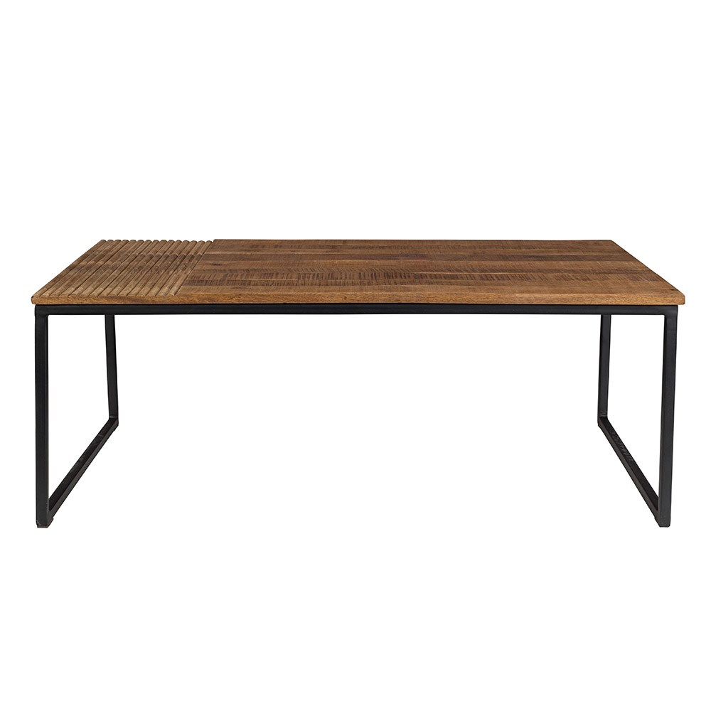 Dutchbone randi mango wood coffee table dutchbone cuckooland