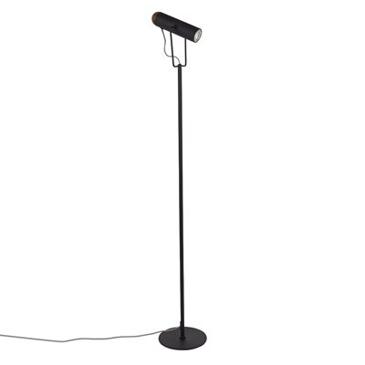 ZUIVER MARLON FLOOR LAMP in Black